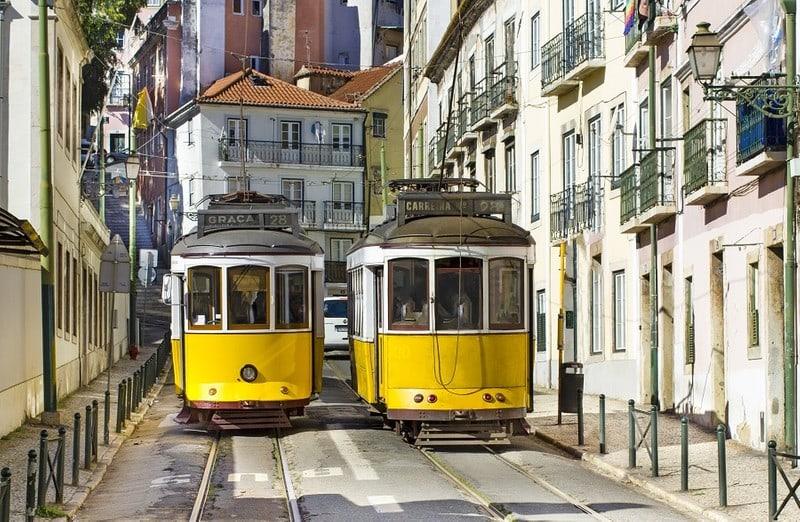 experiências em Lisboa
