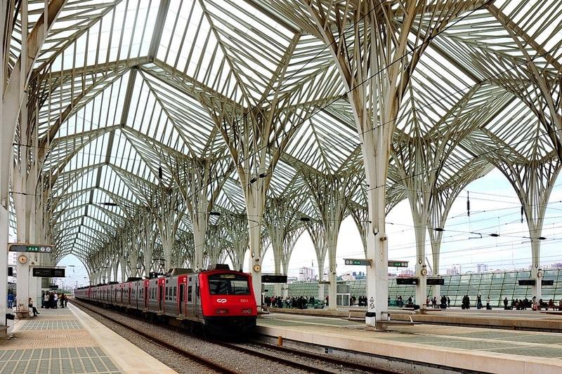 estações de comboios