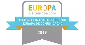 Matéria finalista da 30ª edição do PRÊMIO EUROPA DE COMUNICAÇÃO - 2º lugar