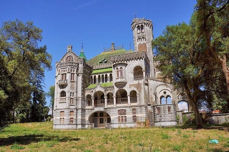 10 lindos lugares abandonados em Portugal