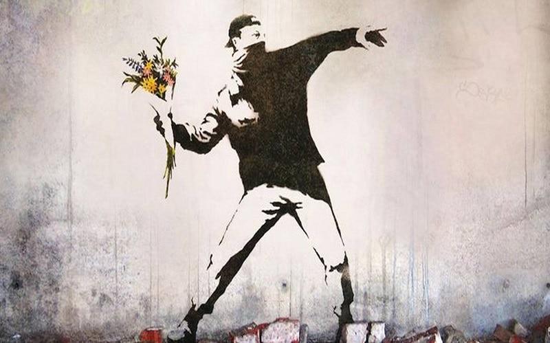 Obras De Banksy