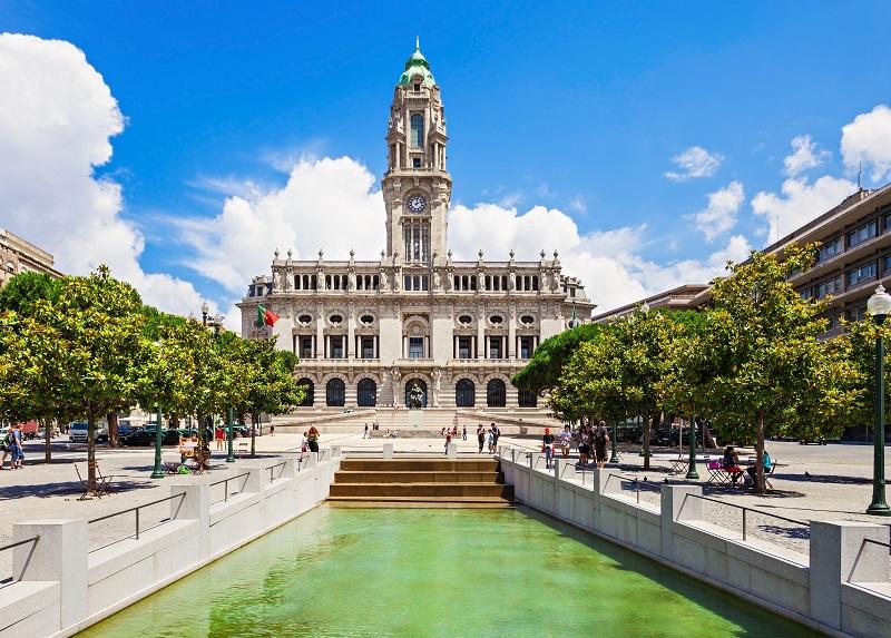 conhecer o Porto